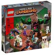 Lego MINECRAFT 21176 Postrach Dżungli