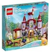 Lego DISNEY PRINCESS 43196 Zamek Belli i Bestii