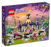 Lego FRIENDS Magiczne wesołe miasteczko z kolejką