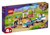 Lego FRIENDS 41441 Szkółka jeździecka i przyczepa