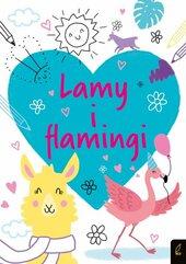 Koloruję Lamy i flamingi