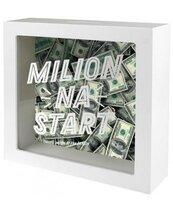 Skarbonka Home-Milion na start