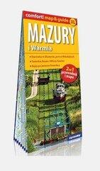 Comfort! map&guide XL Mazury i Warmia