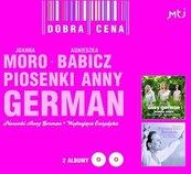 Pakiet:Piosenki Anny German/Wędrująca Eurydyka CD