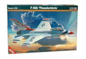 Model samolotu do sklejania F-16A Thunderbirds 1:72 D-35