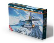 """Model samolotu do sklejania Hawker """"Maveric Hunter"""" F.Mk.58 D-11"""
