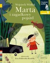 Czytam sobie. Marta i zagadkowy pojazd. Poziom 1