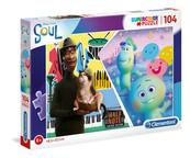 Clementoni Puzzle 104el Soul. Co w duszy gra. Disney PIXAR 27191 p6