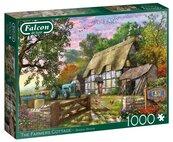 Puzzle 1000 Falcon Chatka rolnika