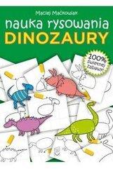 Dinozaury. Nauka rysowania