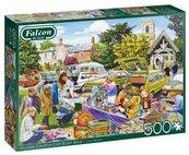 Puzzle 500 Falcon Lokalny kiermasz G3