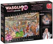 Puzzle 1000 Wasgij W angielskim pubie G3