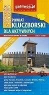 Mapa dla aktywnych - Powiat Kluczborski 1:50 000