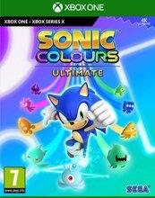 Sonic Colours Ultimate (XOne / XSX)
