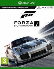 Forza Motorsport 7 (Xbox One) (EU) klucz MS Store