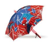 Parasolka automatyczna ze światełkami LED 46cm Spiderman MV15347 Kids Euroswan