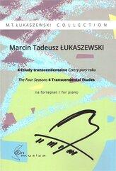 4 Etiudy transcendentalne 'Cztery pory roku'...