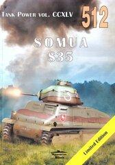 SOMUA S35. Tank Power vol. CCXLV 512