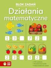 Blok zadań Działania matematyczne