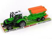 Traktor z napędem pod kloszem 481466 ADAR