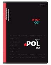 Zeszyt A5/60K linia Polski (10szt)