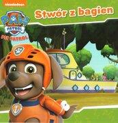 Psi Patrol. Potwór z bagien
