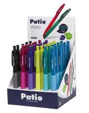 Długopis Vero oil gel niebieski p36 37589PTR Patio mix cena za 1 szt