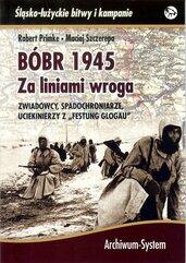 BÓBR 1945 Za liniami wroga