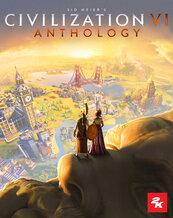 Sid Meiers's Civilization VI Anthology (PC) Klucz Epic