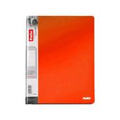 PROMO Teczka A4 20 koszulek clear book pomarańczowa PAT6202 Patio