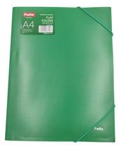 Teczka na gumkę A4 zielona PAT4003/N/05 Patio