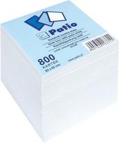 Wkład uzupełniający 800 karteczek biały p6 10658PTR Patio