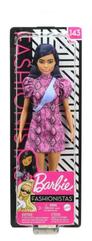 Barbie Lalka Fashionistas Modna przyjaciółka 143 GXY99 MATTEL