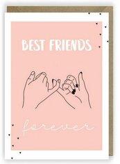 Kartka okolicznościowa Best friends K044