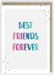 Kartka okolicznościowa Best friends K043