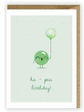Kartka urodzinowa, eko koperta K020
