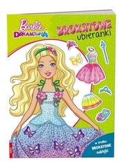 Barbie Dreamtopia. Brokatowe Ubieranki