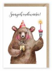 Kartka urodzinowa eko Samych cudowności K010