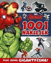 1001 naklejek. Marvel Avengers