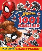 1001 Naklejek. Marvel Spider-Man