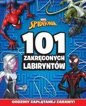 101 zakręconych labiryntów. Marvel Spider-Man