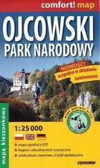 Comfort! map Ojcowski PN 1:25 000 mini mapa w.2021
