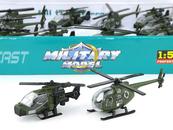 Helikopter wojskowy metal 501164