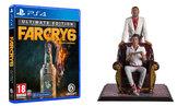 PS4 Far Cry 6 Ultimate Edition + Far Cry 6 - Anton & Diego Figurine