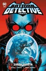 Batman Detective Comics Tom 4 Zimna zemsta