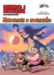 Kajko i Kokosz Nowe Przygody Tom 4 Zaćmienie o zmierzchu