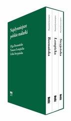 Najsłynniejsze polskie malarki zestaw w etui