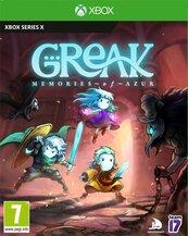 Greak Memories of Azur (XSX)