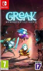 Greak Memories of Azur (Switch)