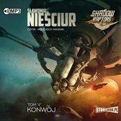 Shadow Raptors T.5 Konwój audiobook